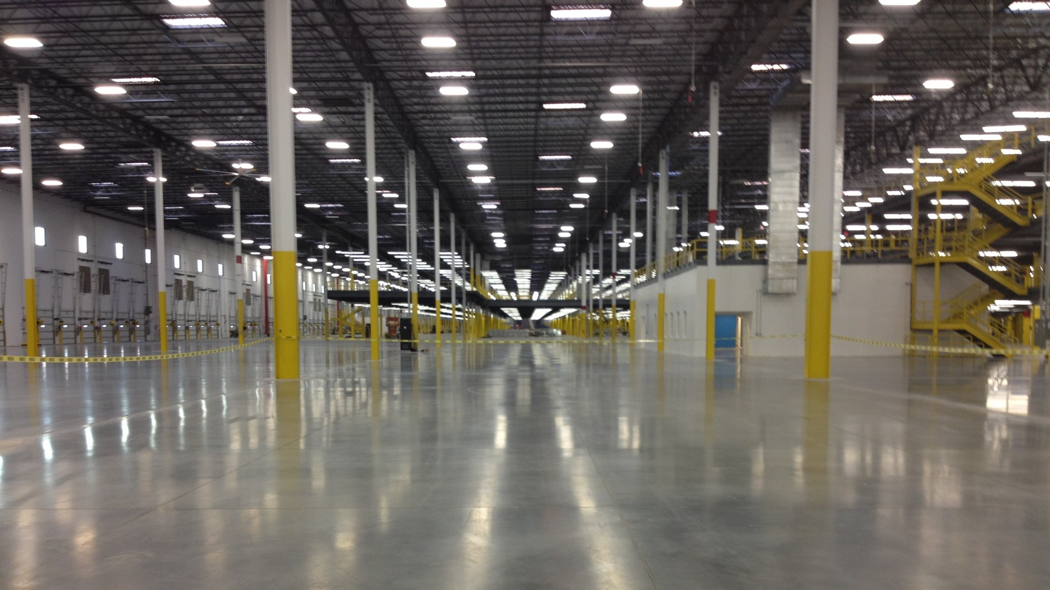 Amazon Fulfillment Center | Hillis-Carnes